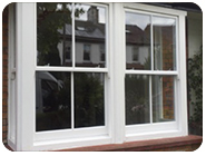 Double glazed box sash restoration and quaility double glazing window restoration. Canterbury, Maidstone and across Kent