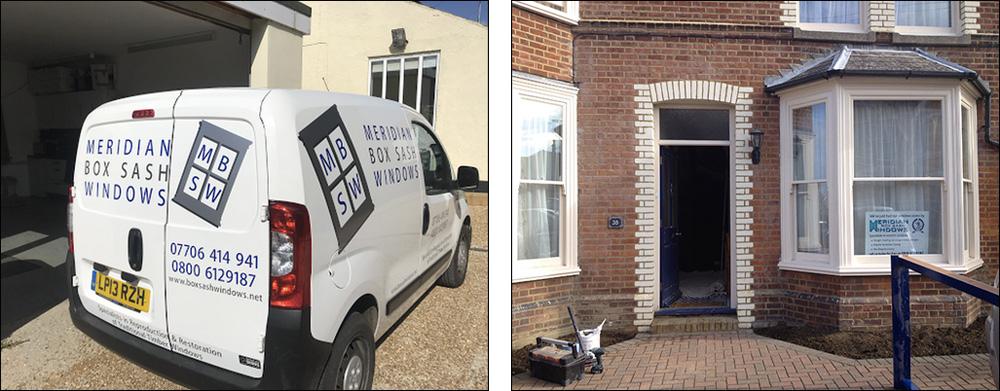 Box Sash Window Repairs in Kent. Sash Window Restoration